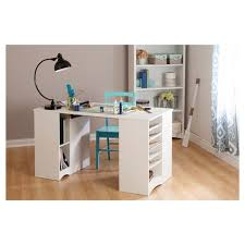 south shore craft table artwork craft table with storage pure white south shore target