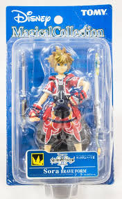 disney magical collection kingdom hearts 2 sora brave form figure