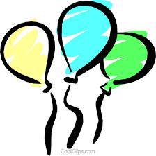 palloncini clipart festa palloncini immagini grafiche vettoriali clipart even0531
