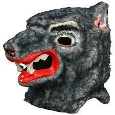 masquarade masks vintage wolf masquerade mask circa 1930s at 1stdibs