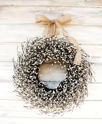 fall wreath fall door wreaths burlap u0026 antique