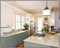 two color kitchen cabinets ideas captivant painted kitchen cabinets two colors green gorgeous