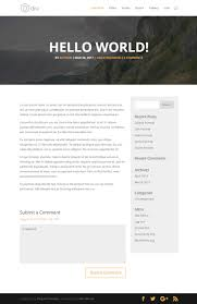cara membuat background di blog wordpress how to add custom templates and design to divi s blog post formats