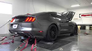2015 mustang horsepower 726 horsepower 2016 mustang gt supercharged on the dyno