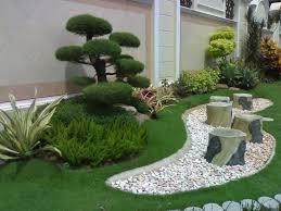 Modern Backyard Ideas Architecture Modern Backyard Design Ideas With Stone Garden Chair