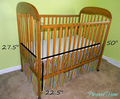 Bertini Pembrooke 4 In 1 Convertible Crib by Crib Dimensions View Larger Hotel Crib Dimensions Dream On Me