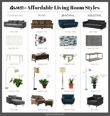 Design Styles Here Are Four Very Popular Interior Design Style Or Themes For