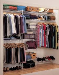 Lowes Closet Shelving Decorating Simple Lowes Closet Systems With Hanging Clothes For