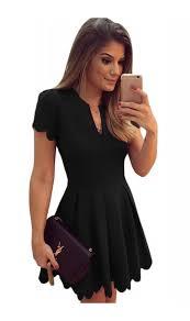 rochii de club rochie eleganta sweet scallop black rochii ieftine net
