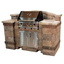 outdoor kitchen island kits outdoor grill island kits intended for comfortable canine decoration