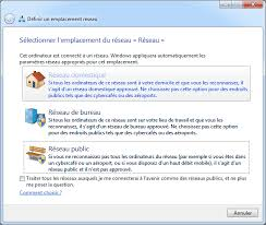 plus de bureau windows 7 réseau windows 7 aidewindows