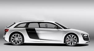 audi wagon i made a r8 wagon in photoshop thoughts autos