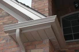 gentek my design home studio sandalwood soffit fascia and eavestrough gentek soffit fascia