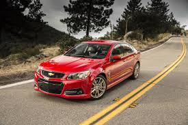 Chevy Ss Sedan Sets Sales Record In June Gm Authority
