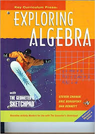 exploring algebra with the geometer u0027s sketchpad steven chanan