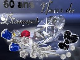60 ans de mariage noces de de diamant 60 ans