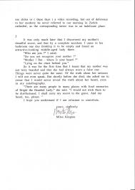 Cover Letter Referred By Friend My Mother The Bearded Lady The Selected Letters Of Miles Kington