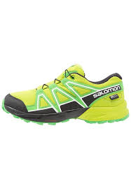 black friday salomon shoes salomon trail running shoes lime green classic green black