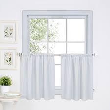 Kitchen Curtains Uk by Cameron Kitchen Curtains White Boscov U0027s