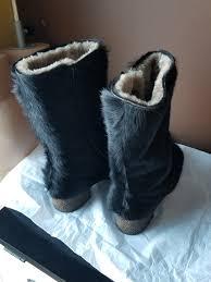 s quarter boots salamander weitschaft warm black quarter boots sz 6 m made