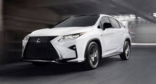 lexus rx f sport price 2017 lexus rx 350 power and sight on the road new auto 2017