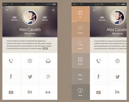 20 stunning examples of minimal mobile ui design econsultancy