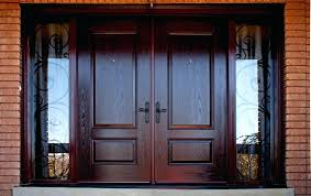 Exterior Wood Doors Lowes Front Doors Lowes Forexcaptain Info