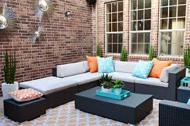 zillow home design quiz digs summer trend report aqua and tangerine home improvement
