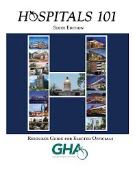 Georgia Industries For The Blind Hospitals 101 6th Edition By Georgia Hospital Association Issuu