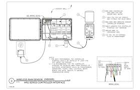 rain bird cad detail drawings controllers