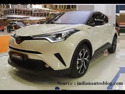 toyota india upcoming suv upcoming toyota c hr suv india 2017 with detailed
