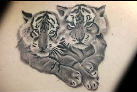 tiger tigress tattoos designs with meanings