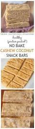 Almond U0026 Coconut Bars Coconut Snack Bars Kind Snacks by No Bake Cashew Coconut Protein Bars