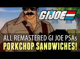 g i joe psas video gallery know your meme