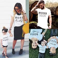 cool family matching clothes t shirt baby romper