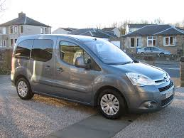 citroen berlingo multispace 90bhp vtr not kangoo partner doblo