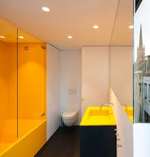 yellow bathroom decorating ideas astonishing white black and yellow bathroom decor completed with