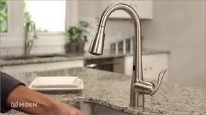 low arc kitchen faucet moen touch faucet roselawnlutheran