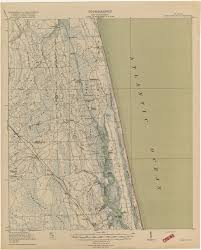 Palm Bay Florida Map by