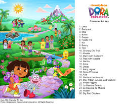 thanksgiving day parade map 14 fun facts about dora the explorer