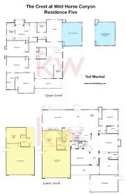 Graceland Floor Plan The Crest At Wild Horse Canyon Simi Valley Floor Plans