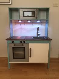 ikea duktig k che ikea duktig kitchen diy for our august 2014