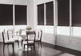 dining room blinds levolor 2 premium wood blinds from blinds com modern dining