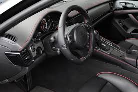 techart porsche panamera techart black edition porsche panamera gets darth vader treatment