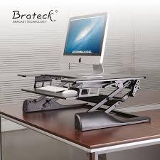 Adjustable Desk Standing Sitting by List Manufacturers Of Height Adjustable Standing Desk Converter