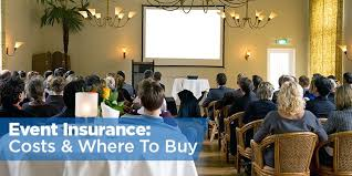 event insurance event insurance costs coverage more