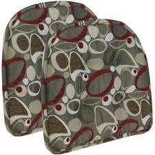 Dining Room Chair Pads Cushions Decorating Interesting Blazing Needles Cushions For Cozy Outdoor