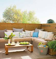 outdoor and patio modified point backyard fence mixed with