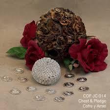arras de boda silver plated shaped arras chest cofjc014 arras de boda