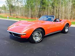 1972 corvette stingray 454 for sale 1972 corvette stingray convertible ls 5 454 s match restored